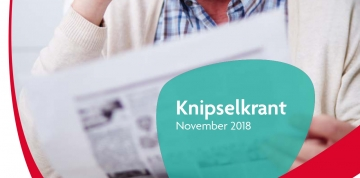 De knipselkrant van S-Plus, november 2018